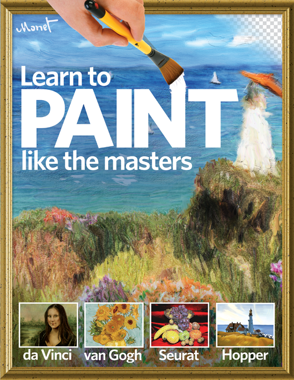 Learn to Paint like the Masters<