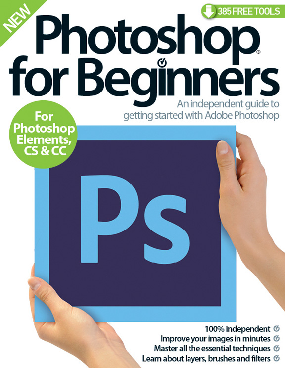 Photoshop for Beginners: 8th Revised Edition<