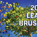 20 leaf brushes