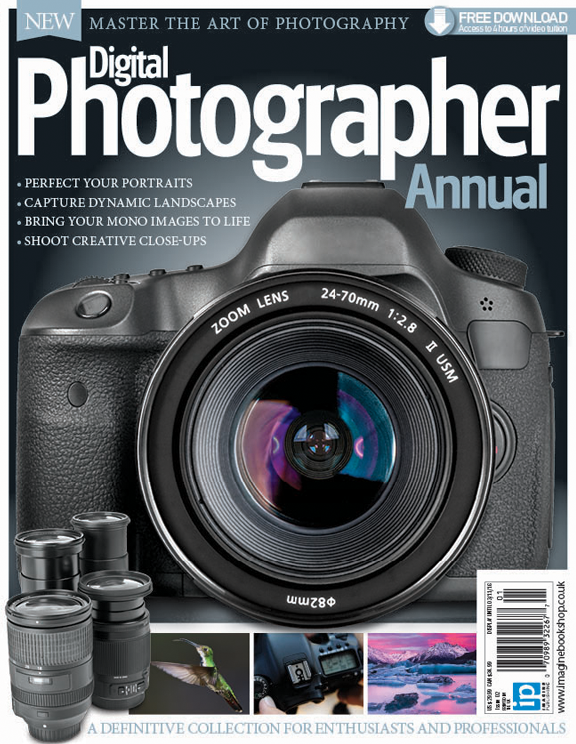 Digital Photographer Annual Volume 2<