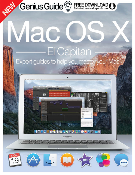 Mac OS X El Capitan Genius Guide: Volume 1<