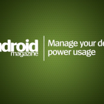Manage your device's power usage