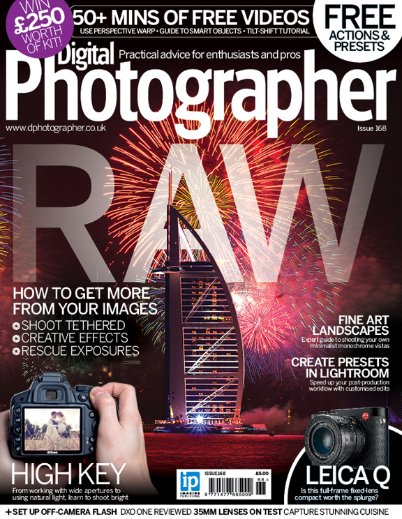 Digital Photographer 168<