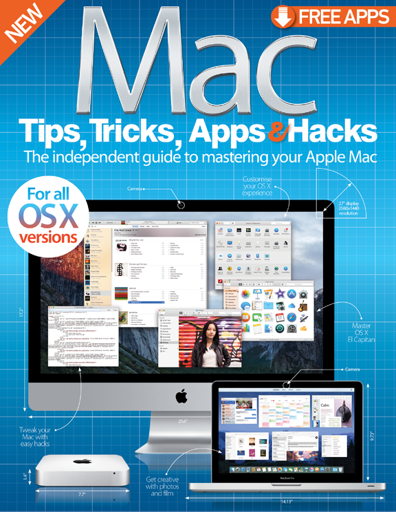 Mac Tips, Tricks, Apps and Hacks &#8211; Volume 7: Revised Edition<