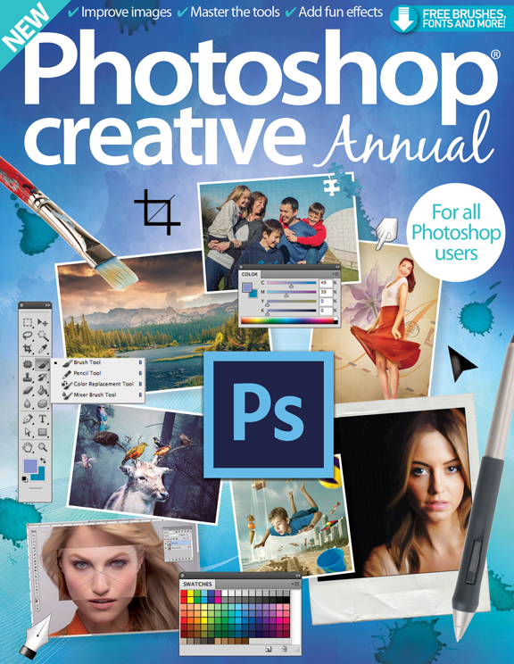 Photoshop Creative Annual<