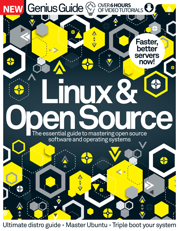 Linux &#038; Open Source Genius Guide: Volume 7 Revised<