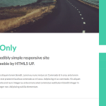 Read Only web template