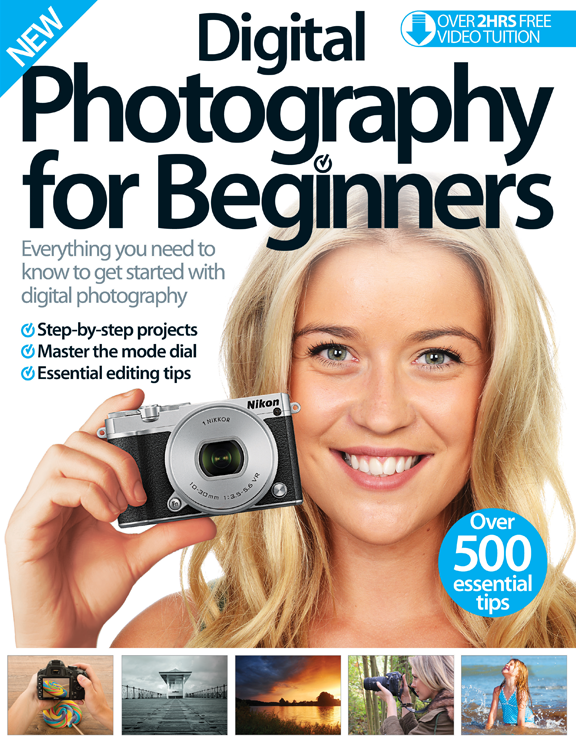 Digital Photography for Beginners – 7th Edition<