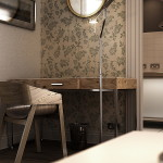 Modelling, lighting and rendering interior visualisations in 3ds Max