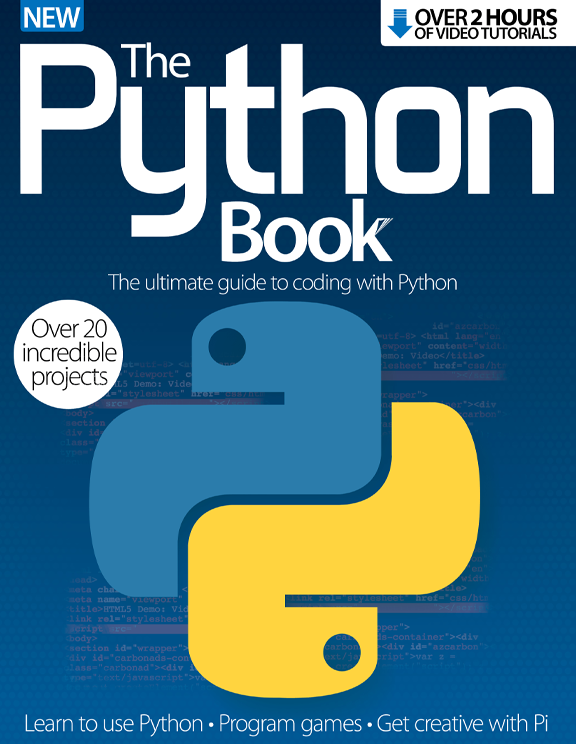 The Python Book Second Edition<