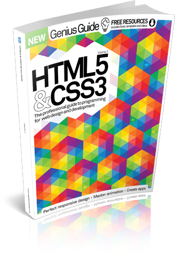 HTML & CSS Genius Guide Volume 3<