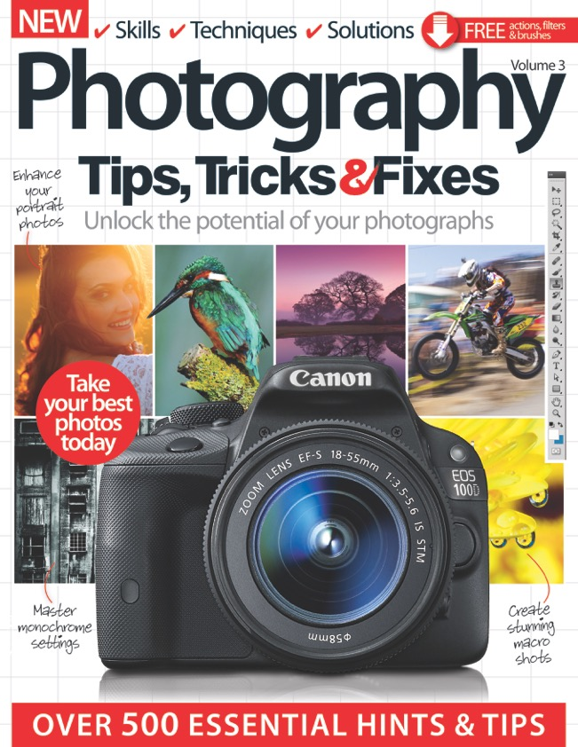 Photography Tips, Tricks &#038; Fixes Volume 3 Revised Edition<