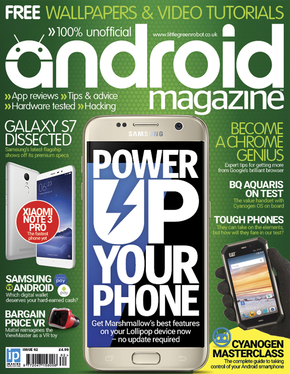 Android Magazine issue 62