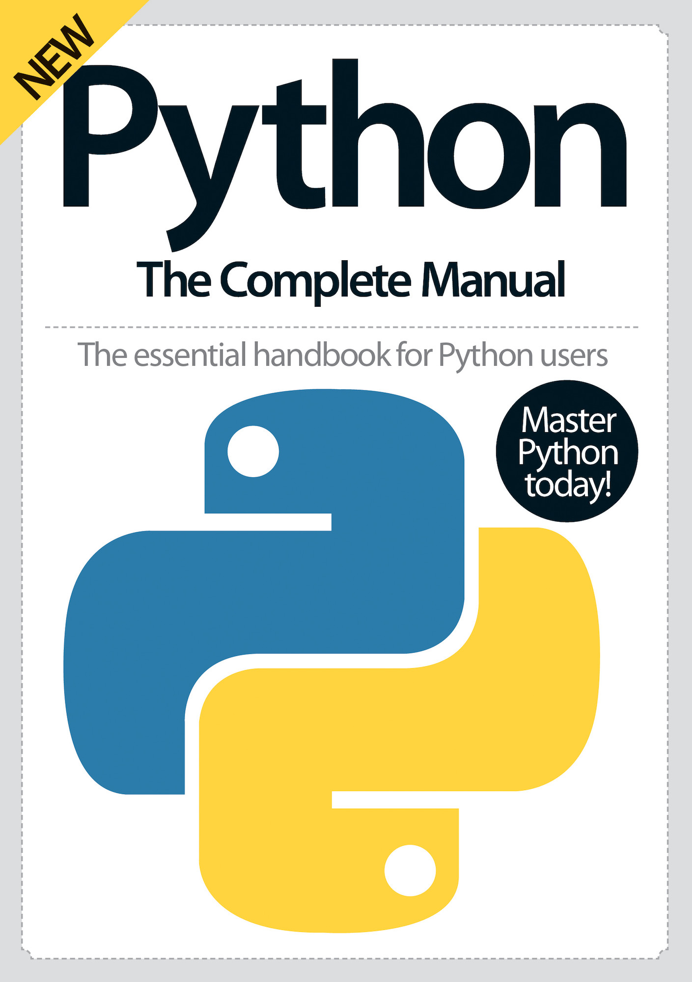 Python the Complete Manual<
