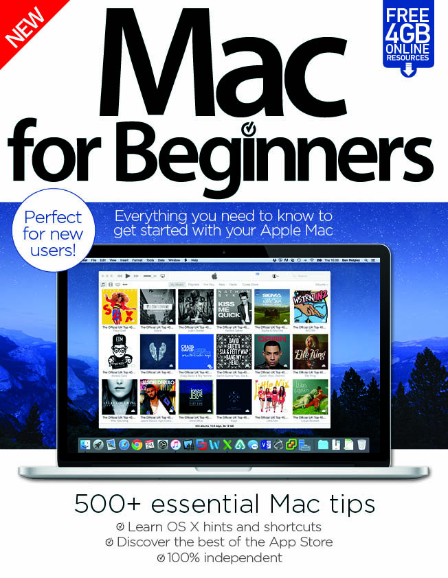 Mac For Beginners 13th Edition<