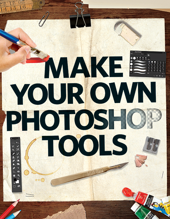 Make your own Photoshop tools<