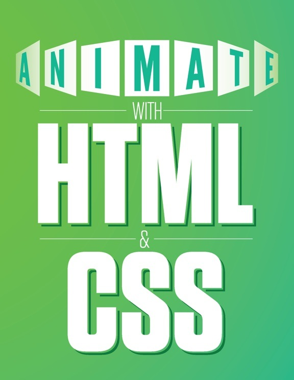 ANIMATE with HTML &#038; CSS<