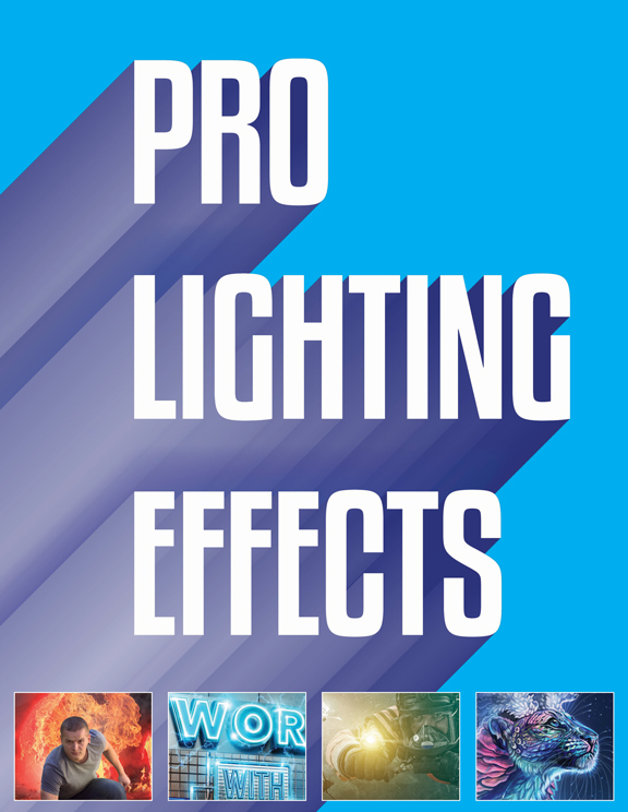 Pro lighting effects<