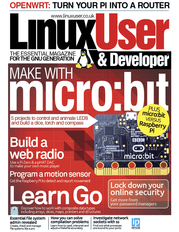 Linux User & Developer 166<
