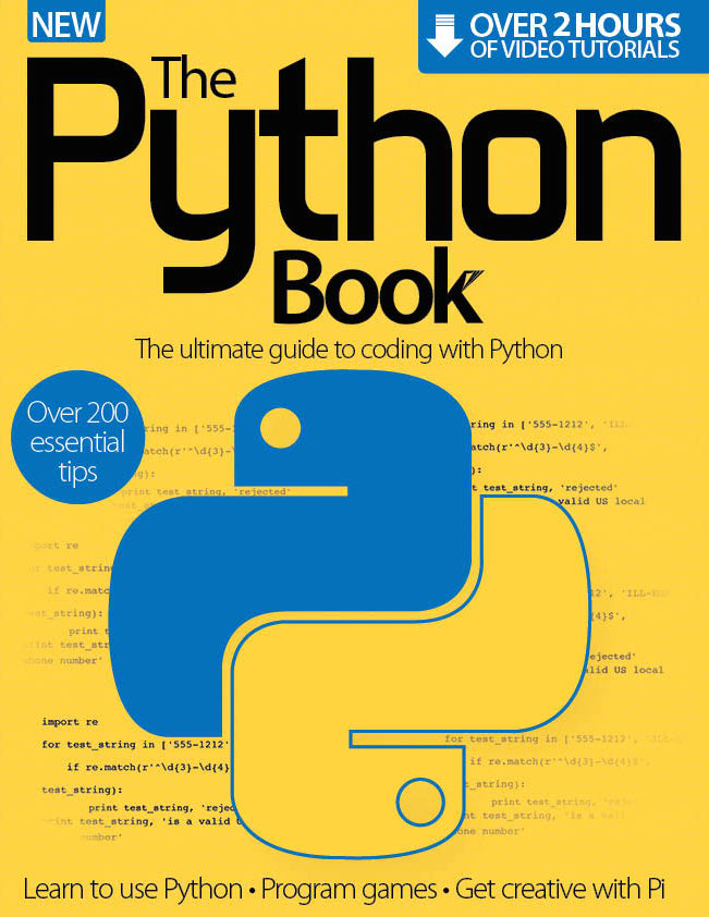 The Python Book Third Edition<