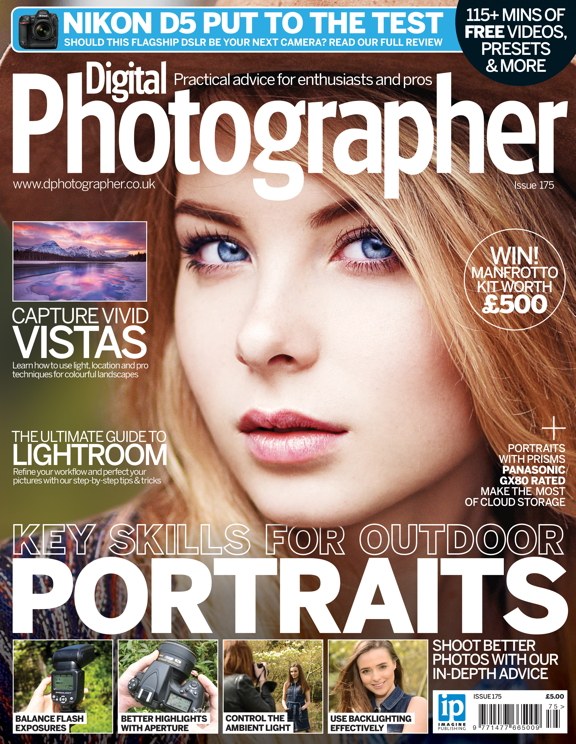 Digital Photographer 175<