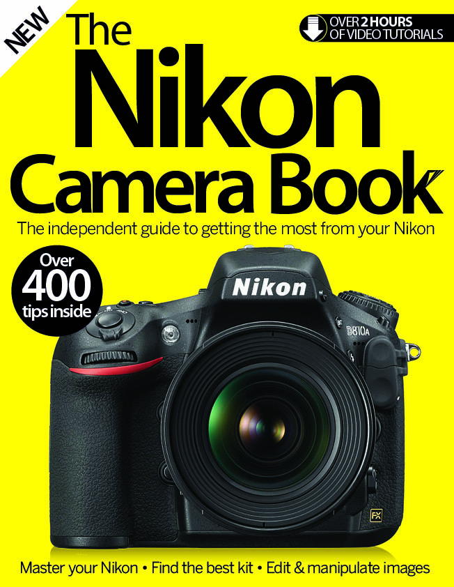 The Nikon Camera Book – Sixth Edition<