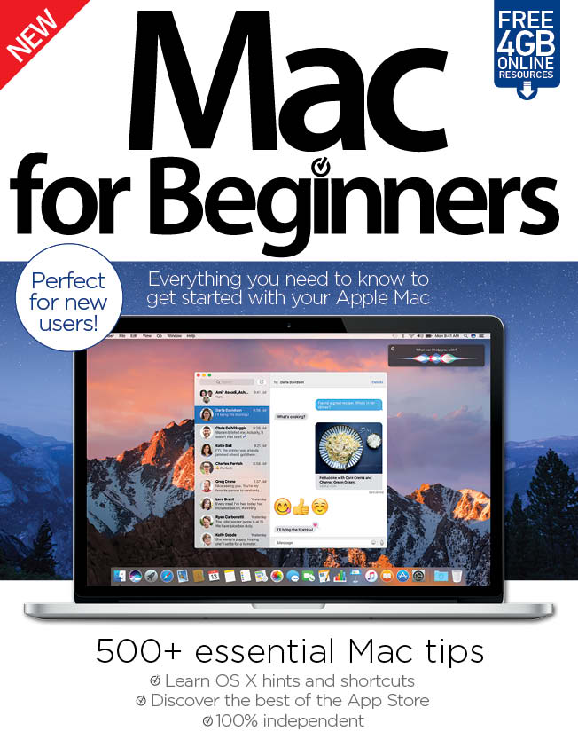 Mac For Beginners 14th Edition<