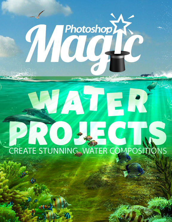 Photoshop Magic: Water Projects<