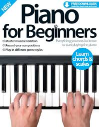 Piano for Beginners: Sixth Edition<