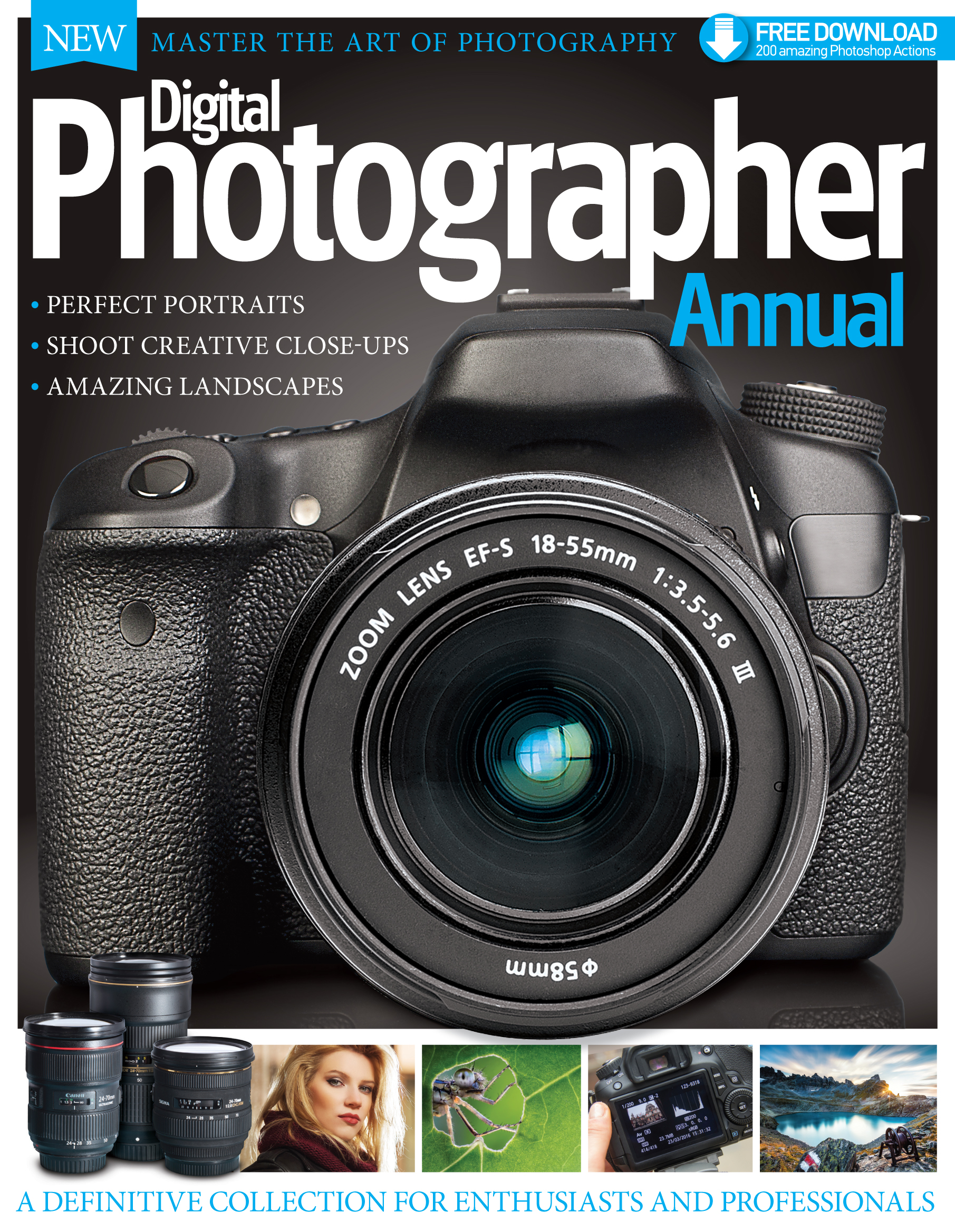 Digital Photographer Annual Volume 3<
