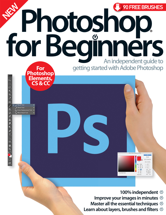 Photoshop for Beginners: 12th Edition<