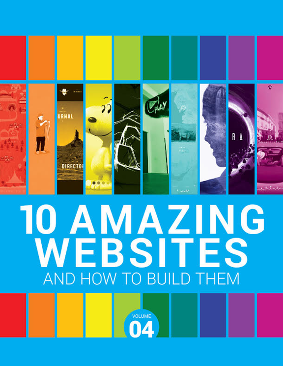 Amazing websites and how to build them Vol 4<