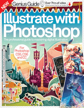 Illustrate with Photoshop Genius Guide Sixth Edition<