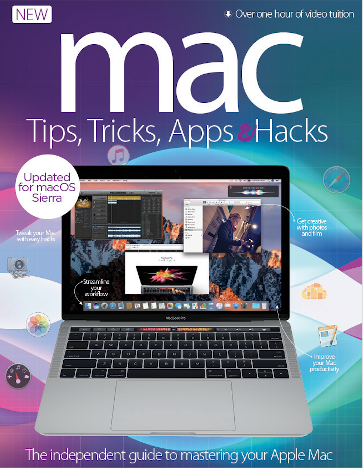 Mac Tips, Tricks, Apps and Hacks – Volume 8 Revised Edition<
