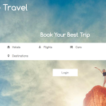 Xtreme Travel responsive template