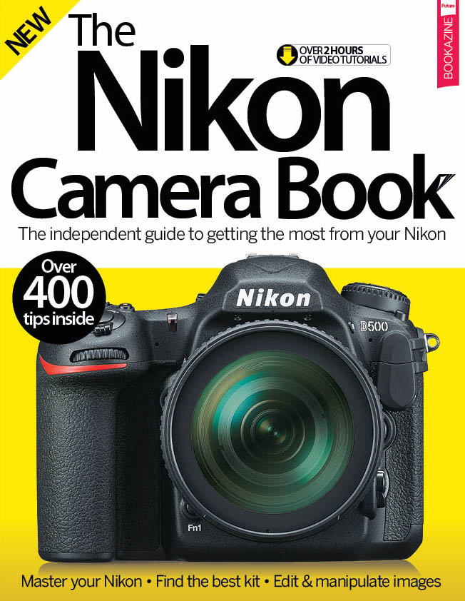 The Nikon Camera Book – Seventh Edition<