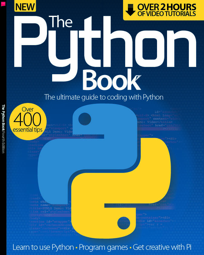 The Python Book Fourth Edition<