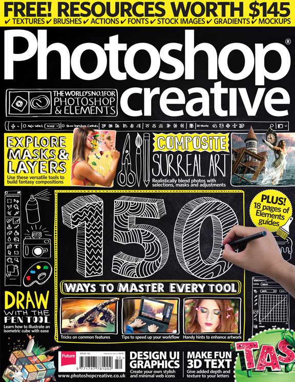 Photoshop Creative 150<
