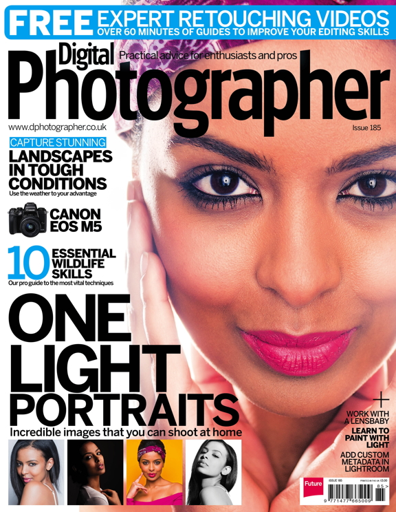 Digital Photographer 185<
