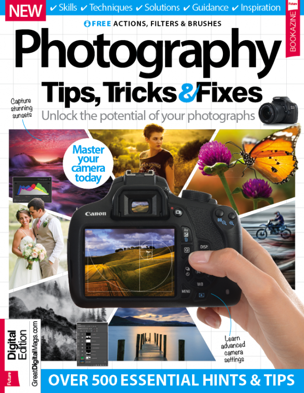 Photography Tips, Tricks &#038; Fixes Volume 4<