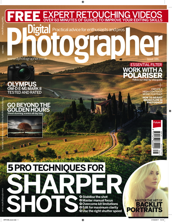 Digital Photographer 186<