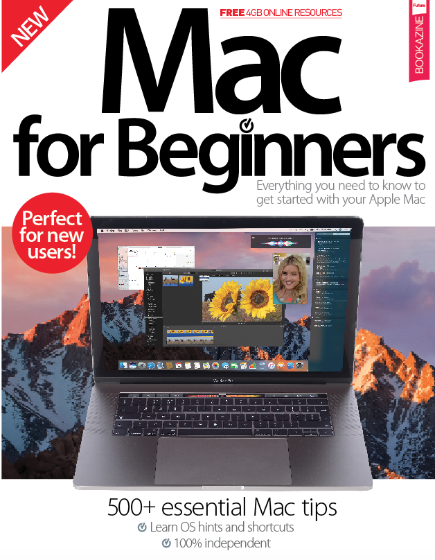 Mac For Beginners 16th Edition<