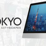 44 Tokyo Aerial Cityscapes