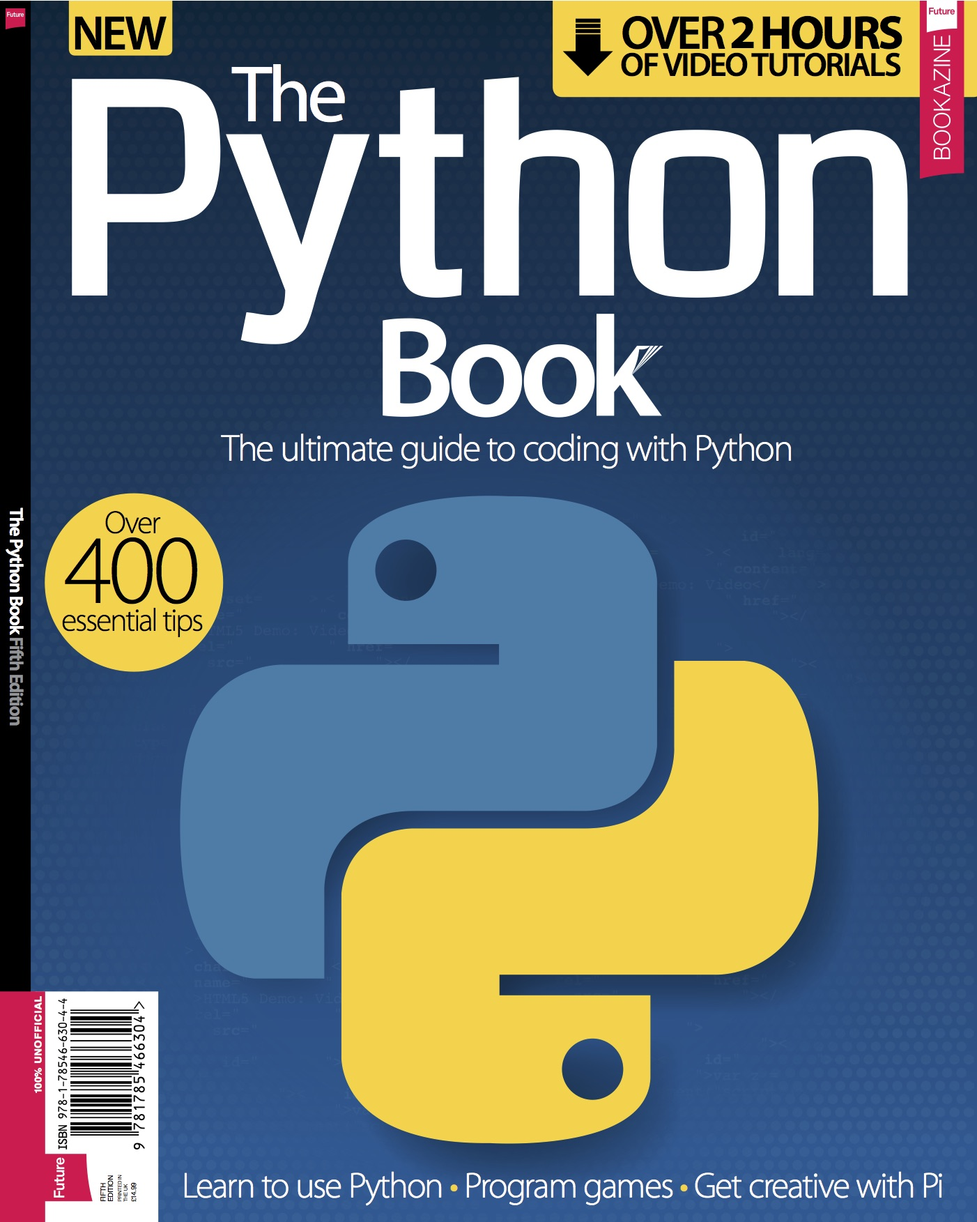 The Python Book Fifth Edition<