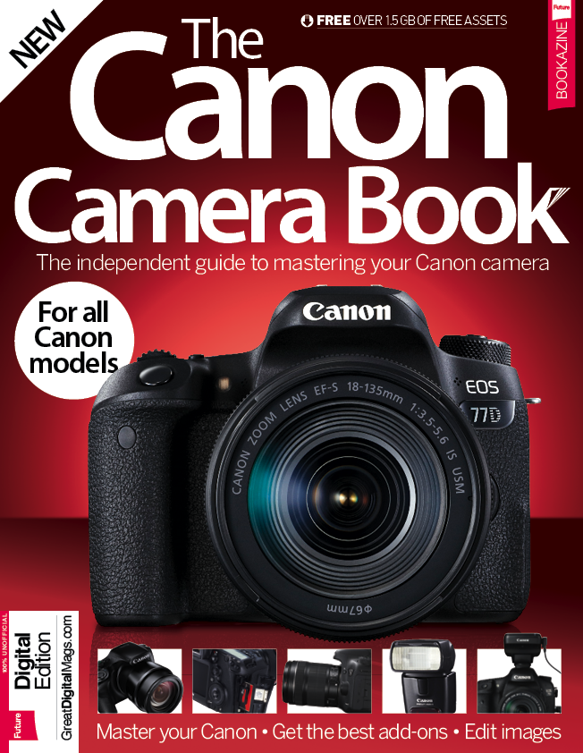 The Canon Camera Book &#8211; Seventh Edition<