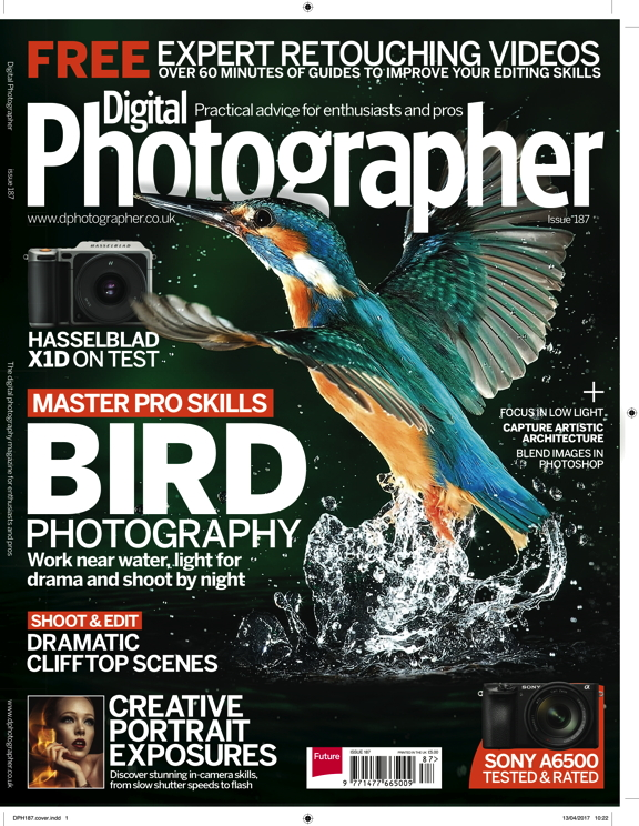 Digital Photographer 187<