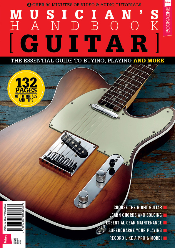 Musician's Handbook: Guitar Second Edition<