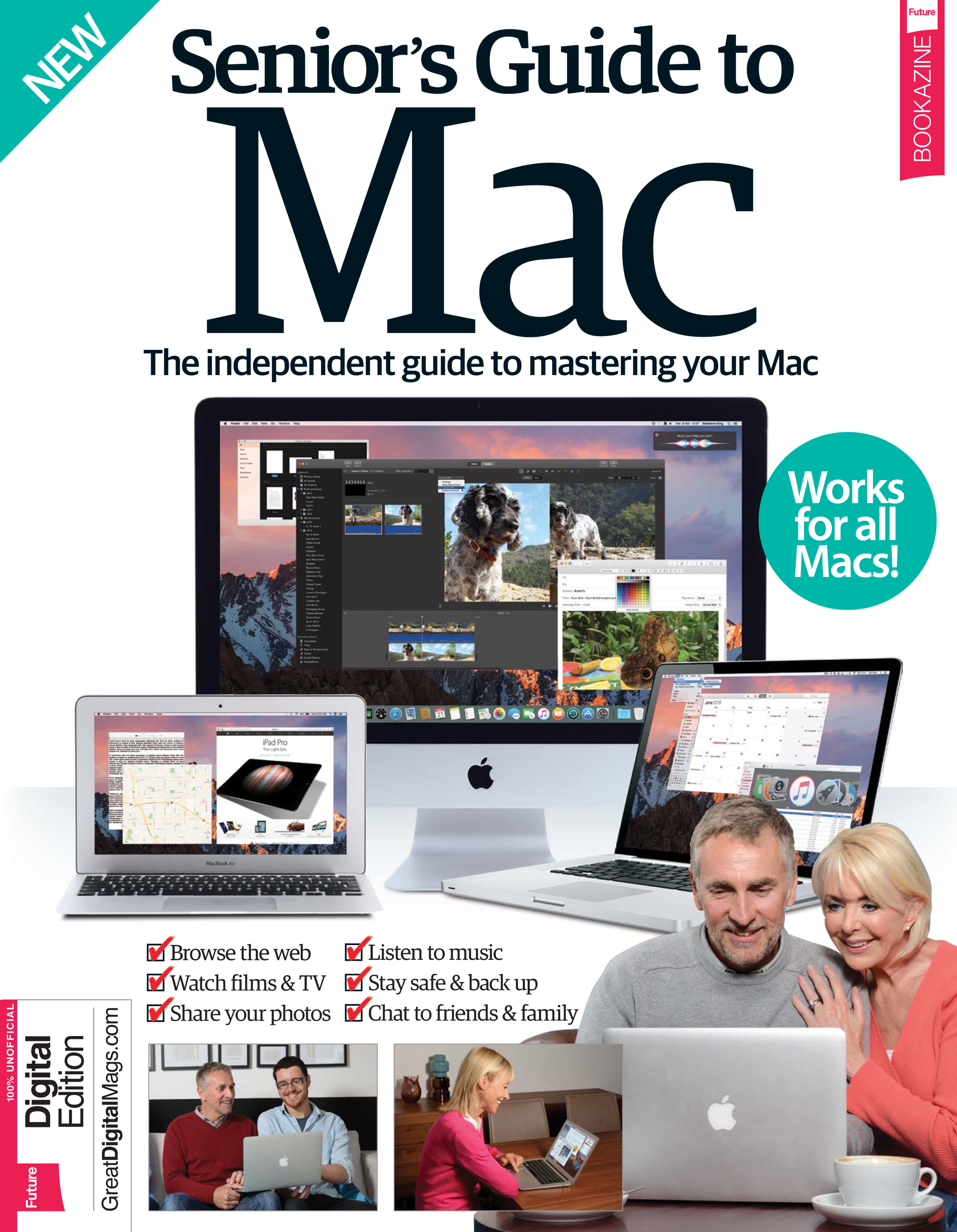 Senior&#8217;s Guide to Mac<