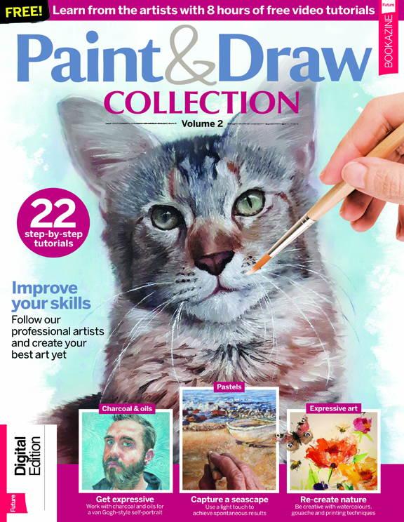 Paint and Draw Collection Volume 2<