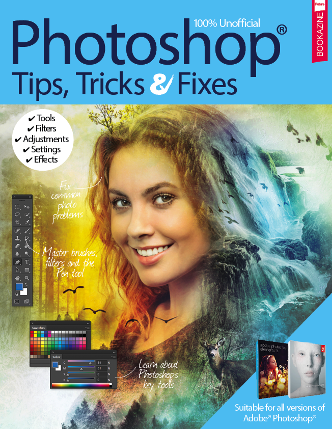 Photoshop Tips, Tricks &#038; Fixes &#8211; Volume 8 Revised Edition<